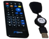 USB Remote Control for PC, Laptop, Media Centre