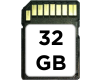 32 GB SD card with OpenELEC preinstalled